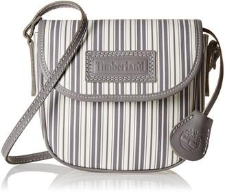 Timberland Women's TB0M5408 Cross-Body Bag Grey Grey (Paloma Print E75)
