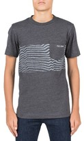 Volcom Boy's Macaw Stripe T-Shirt