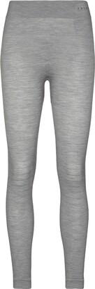 Falke Logo-Print Full-Length Leggings
