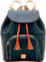 Dooney & Bourke Pebble Grain Large Murphy Backpack