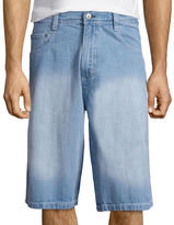 Southpole South Pole Relaxed Fit Denim Shorts