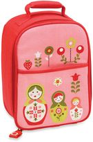 SugarBooger by o.r.e Zippee Lunch Tote in Matryoshka Doll