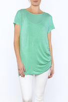 Twenty Second Mint Tunic Top