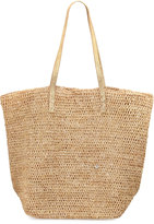 Flora Bella Tybee Beach Tote Bag, Beige