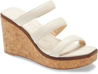 Jimmy Choo Athenia Platform Wedge Sandal