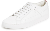 HUGO Futurism Leather Sneakers