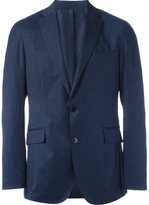 Hackett notched lapel blazer