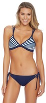 Nautica Seabrook Stripe Triangle Top