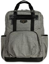 TWELVElittle Unisex Courage Backpack Diaper Bag in Grey