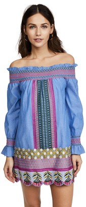 Red Carter Women's Monroe Mini Dress