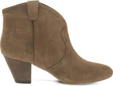 Ash Jalouse suede heeled ankle boots