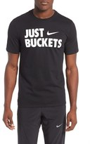 Nike Men's Just Buckets T-Shirt