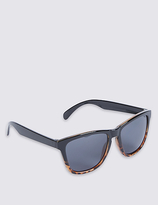 M&S Collection Graduated D Frame Sunglasses