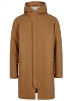 Acne Studios Milton Camel Wool Coat