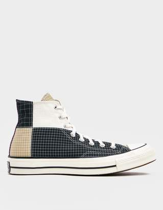 Converse Ripstop Chuck 70 High Sneaker in Black