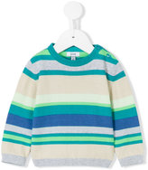 Knot - sea striped sweater - kids - Cotton - 6 mth