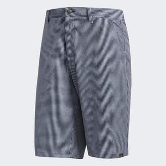 adidas Ultimate365 Gingham Shorts