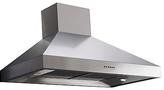Britannia HOOD-BTH120-S Latour Chimney Cooker Hood, Stainless Steel