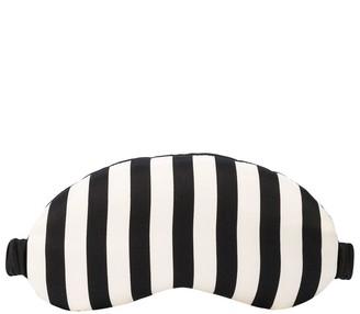 Morgan Lane Striped Monogram Mask