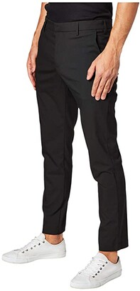 Dockers Slim Fit Supreme Flex Ace Tech Pants (Black) Men's Casual Pants