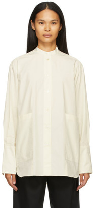 Studio Nicholson Off-White Beek Shirt