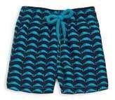 Vilebrequin Toddler's, Little Boy's & Boy's Luxe Primitive Nomad Jim Drawstring Shorts