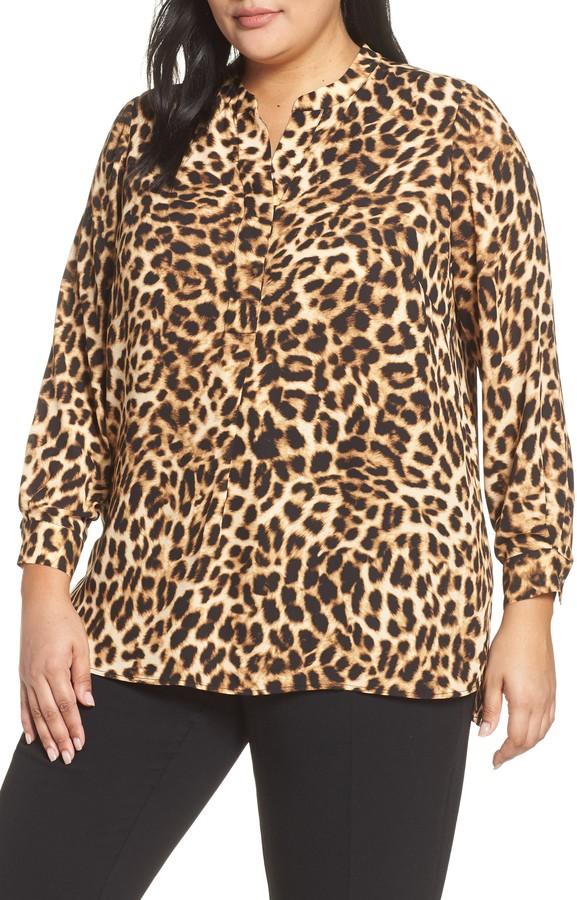 608d63260f1 Vince Camuto Black Plus Size Tops - ShopStyle