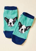 ModCloth First Runner-Pup Socks