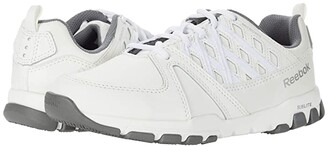 Reebok Work Sublite Work Soft Toe SD 10 - RB424 (White) Women's Shoes