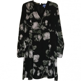 Vera Wang Multicolour Dress for Women Vintage