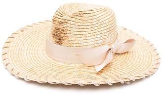 Ruslan Baginskiy Woven Straw Sun Hat