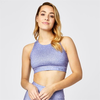 USA Pro Poly Sports Bra
