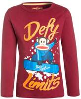 Paul Frank DEFY LIMITS LONGSLEEVE Long sleeved top bordeaux