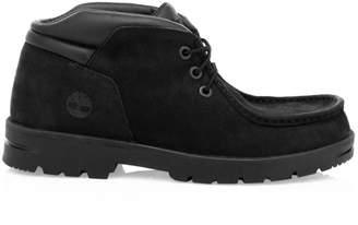 Timberland Newtonbrook Leather Chukka Ankle Boots