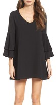 Women's Mary & Mabel Bell Sleeve Dress