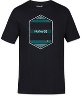 Hurley Men's Maker Premium Print T-Shirt