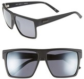 Le Specs 'Dirty Magic' 58mm Polarized Sunglasses
