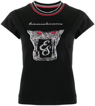 Ermanno Scervino logo printed T-shirt