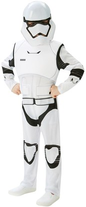 Rubie's Costume Co Star Wars Episode VII: The Force Awakens Stormtrooper Children's Costume, 5-6 years