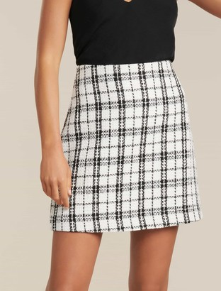 Ever New Talia Boucle Mini Skirt