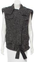 Isabel Marant Belted Wool Vest