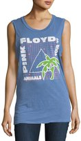 Junk Food Clothing Pink Floyd Animals Tour Graphic Muscle Tank