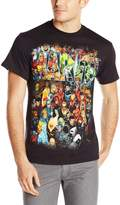 Marvel Team-Ups Men's Team Ups Group Shot T-Shirt