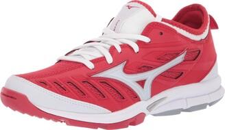 Mizuno Women's Players Trainer 2 Fastpitch Turf Softball Shoe