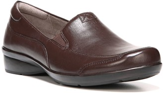 Naturalizer Slip-On Leather Loafers - Channing
