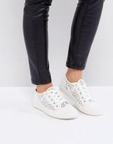 London Rebel Lace Sneaker