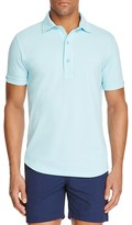 Orlebar Brown Sebastian Piqué Classic Fit Polo Shirt