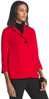 Chico's Chelsea Collection Ottoman Jacket