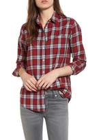 DL1961 Women's Mercer & Spring Plaid Shirt
