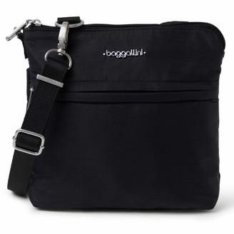 Baggallini Anti-Theft Leisure Crossbody Bag